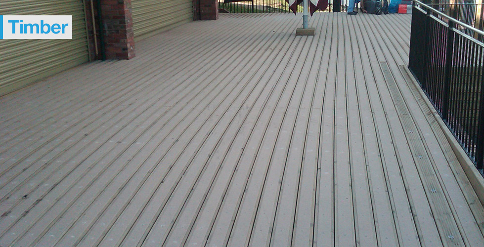 Find out more about non-slip treatment for timber