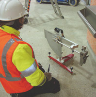 Slip Testing - Pendulum Test