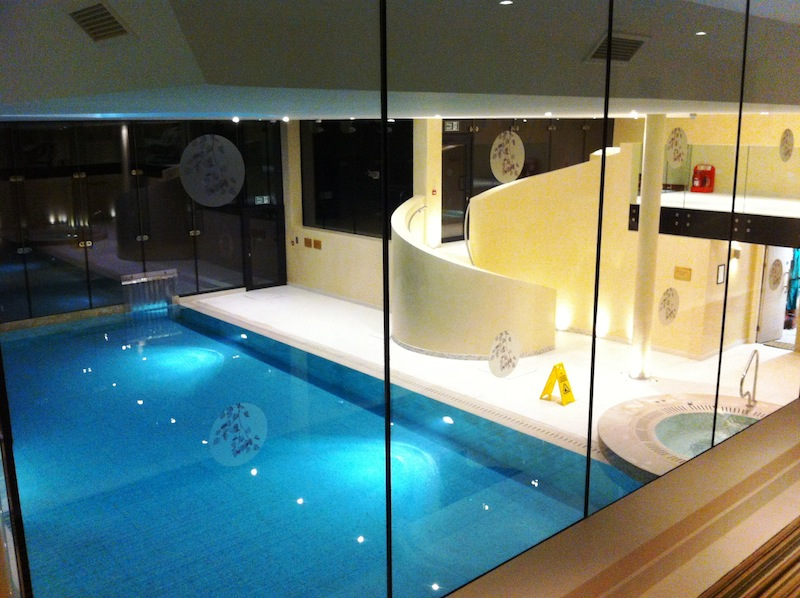 Non Slip Swimming Pool Tiles West Sussex Spa