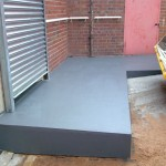 non slip ramp coating