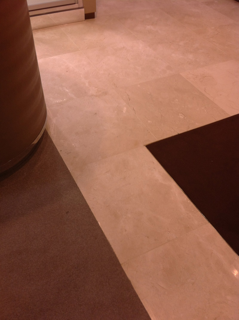 Anti Slip Marble Retail Outlet Surefoot Antislip Systems