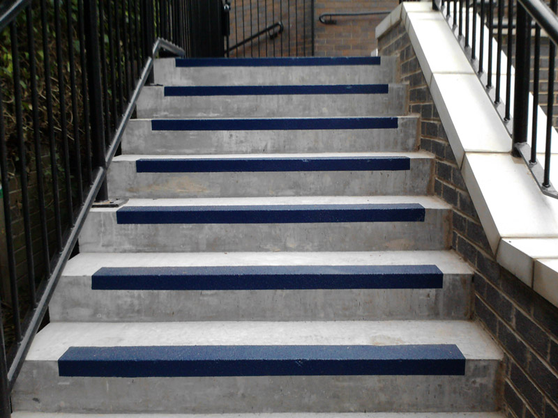 Anti Slip Treads For Concrete Steps Public Library