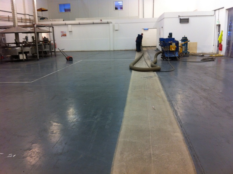 Anti Slip Paint For Concrete : Anti slip coating for concrete floors surefoot systems uk ltd