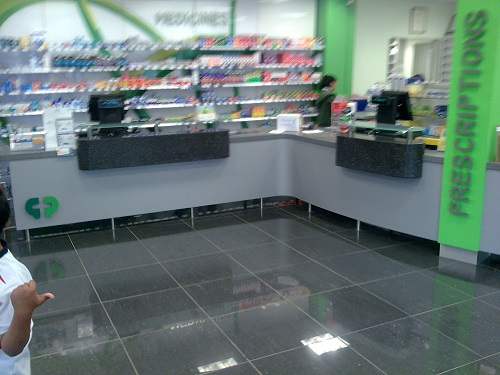Nonslip Porcelain Floor Tiles Surefoot Systems Uk Ltd