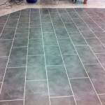 Slippery Vinyl Flooring