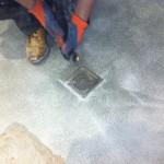Concrete Floor Slip Resistance