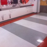 Vinyl Flooring. Engineering Works. Huddersfield West Yorkshire