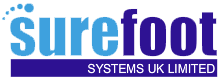 Anti-slip & Non-slip flooring provided by Surefoot Systems