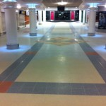 Anti-Slip Terrazzo Treatment