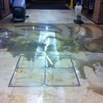 anti slip treatment for limestone